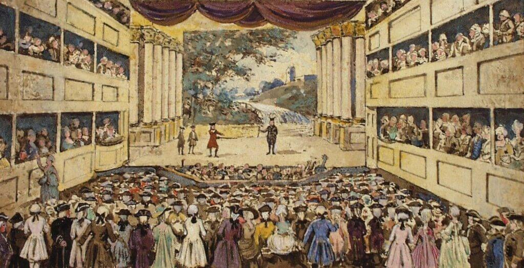 Teatro-ottocento