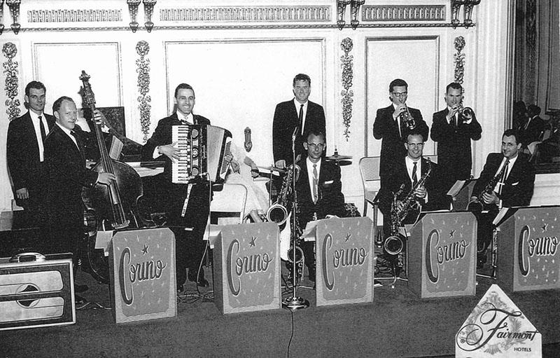 Orchestra-corino-hotel-fairmont